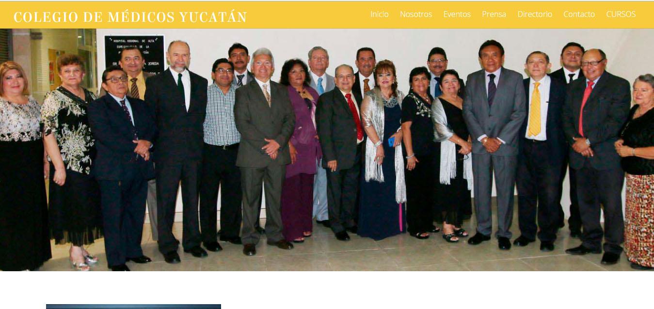 Colegio de Médicos De Yucatán